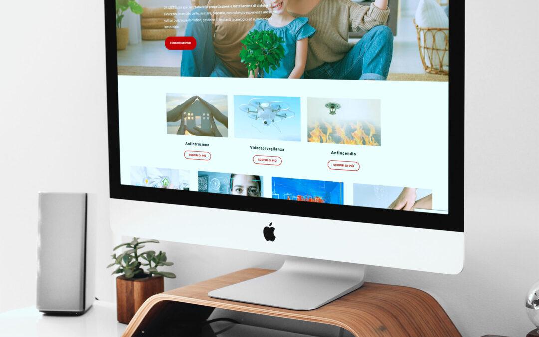Online il nuovo sito 2s-sistemi.it